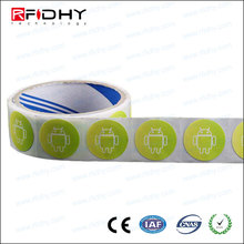 Tiny 13.56MHz RFID tag for sunglasses