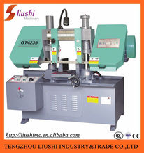 GT4235 Useful Guide System Double column Band sawing HOT SALES