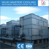 HOT SALE MSTHB-240 ton per hour cross flow circuit large fluid closed cooling tower price