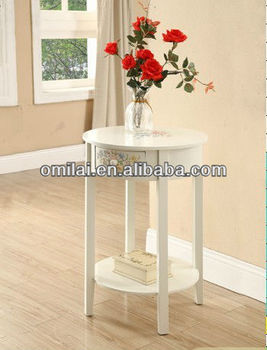 2013 MDF wooden side table, coffee table
