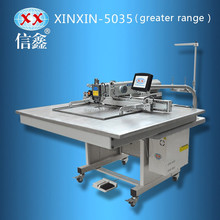 XX-5035 high speed mitsubishi industrial sewing machine big sewing area pattern machine