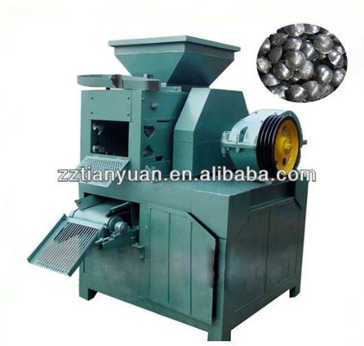 Factory direct price wood coal ball briquette press machine
