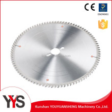 Band saw blade for cutting paper
