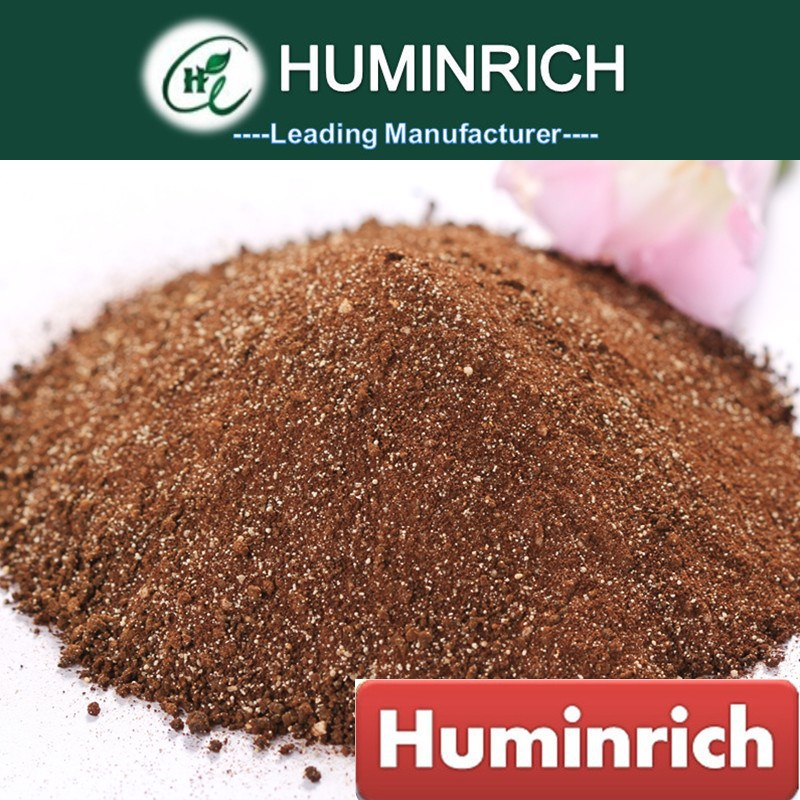 Huminrich Fulvic Acids Fertilizer Nitrogen Phosphorus Potassium