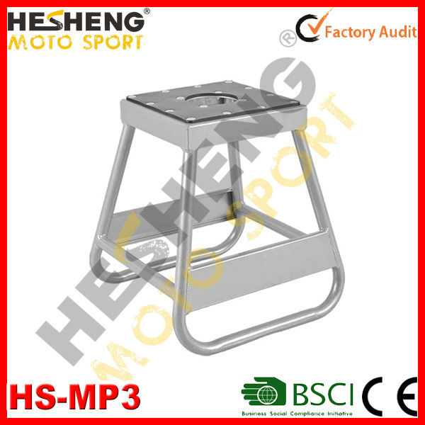 China heSheng 2015 Most Popular Dirt Bike Engine Pannel Stand
