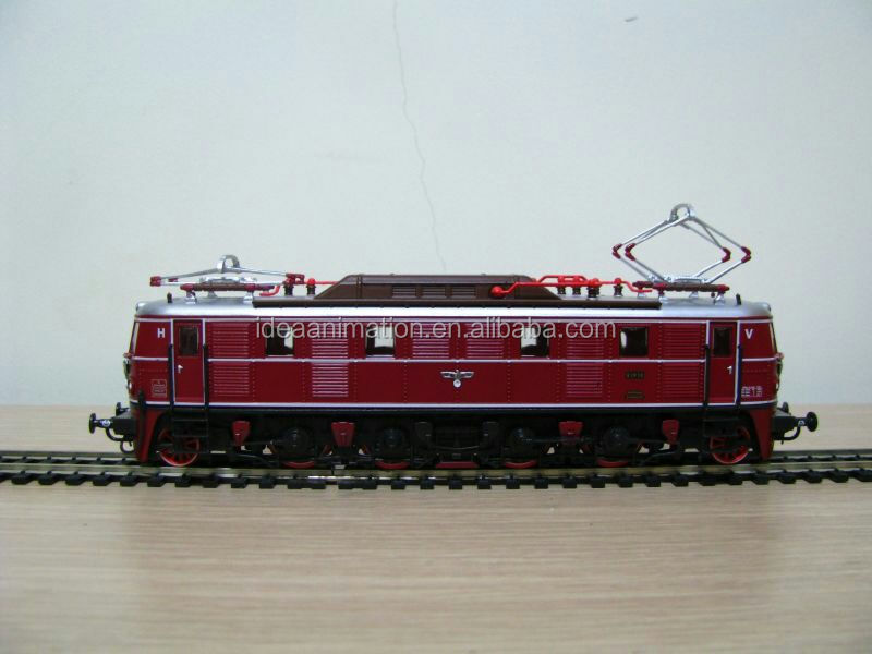 OEM ODM custom 3D diecast antique metal ho 1 87 scale model train collectible
