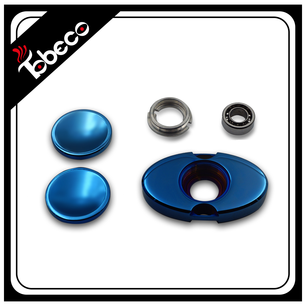 Authentic Tobeco spinner mini spinner toys with keychain