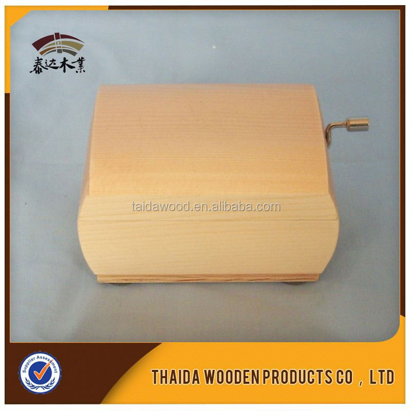 Hot New Products For 2015/Diy Wooden Music Gift Case