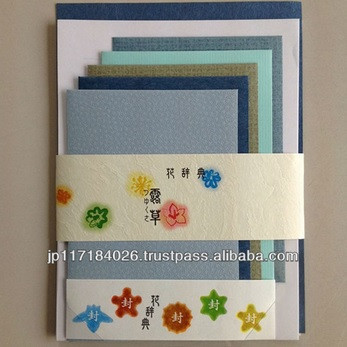 Natural most popular product in asia Letter Writing Paper and Envelopes for personal use