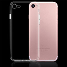 Wholesale OEM High Quality Ultra Thin Clear Transparent Soft Cases For Iphone 5 5S Se 6 S 6S 7 8 Plus Case