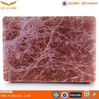 Wholesale Rubber Marble Pattern Hard Cover Laptop Case for Apple Macbook 12 Retina with nice touching