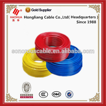 Copper PVC single core 2.5 sq mm electrical wire cable price House wiring electrical cable
