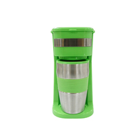 2 In 1 Green Mini Espresso
