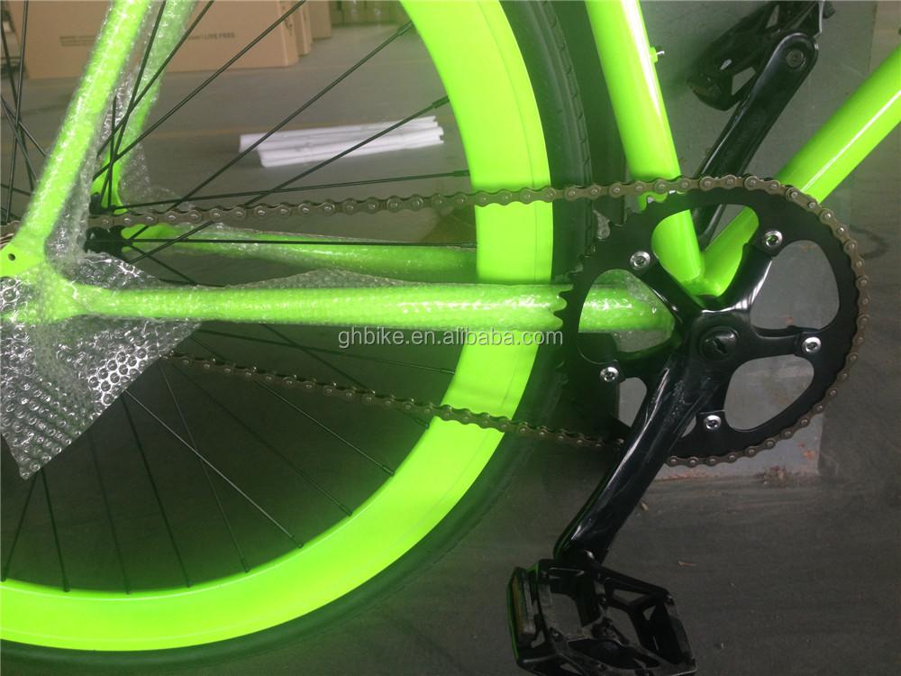glow in the dark fixie bike glow at night fixed gear bike