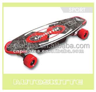 mini electric skateboard with remote control