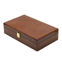 Handmade Solid Wood Watch Box,Watch Packaging Box,Watch Gift Wooden Box