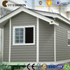 wood plastic material beach house wpc wall siding