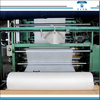 hot water dissolvable plastic fusing paper for embroidery and lace