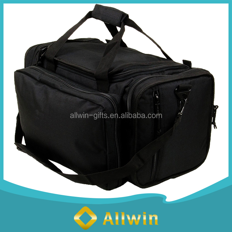 Custom heavy duty polyester tactical gun bag for wholesale