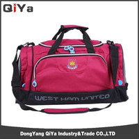 2015 New Style 600D polyester Jumbo Foldable Sport Travel Bag For Sale