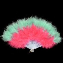 Manufacturer OEM Good-Looking Cheap Handmade Fan Feather Manufacturers