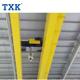 TXK 15 Ton Electric Running Double Girder Overhead Crane For Sale