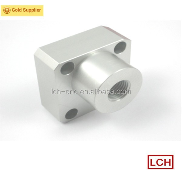 Precision aluminum cnc machining part jet engine parts