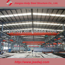 China Prefabricated Long-span Steel Structural Factory Building for sale