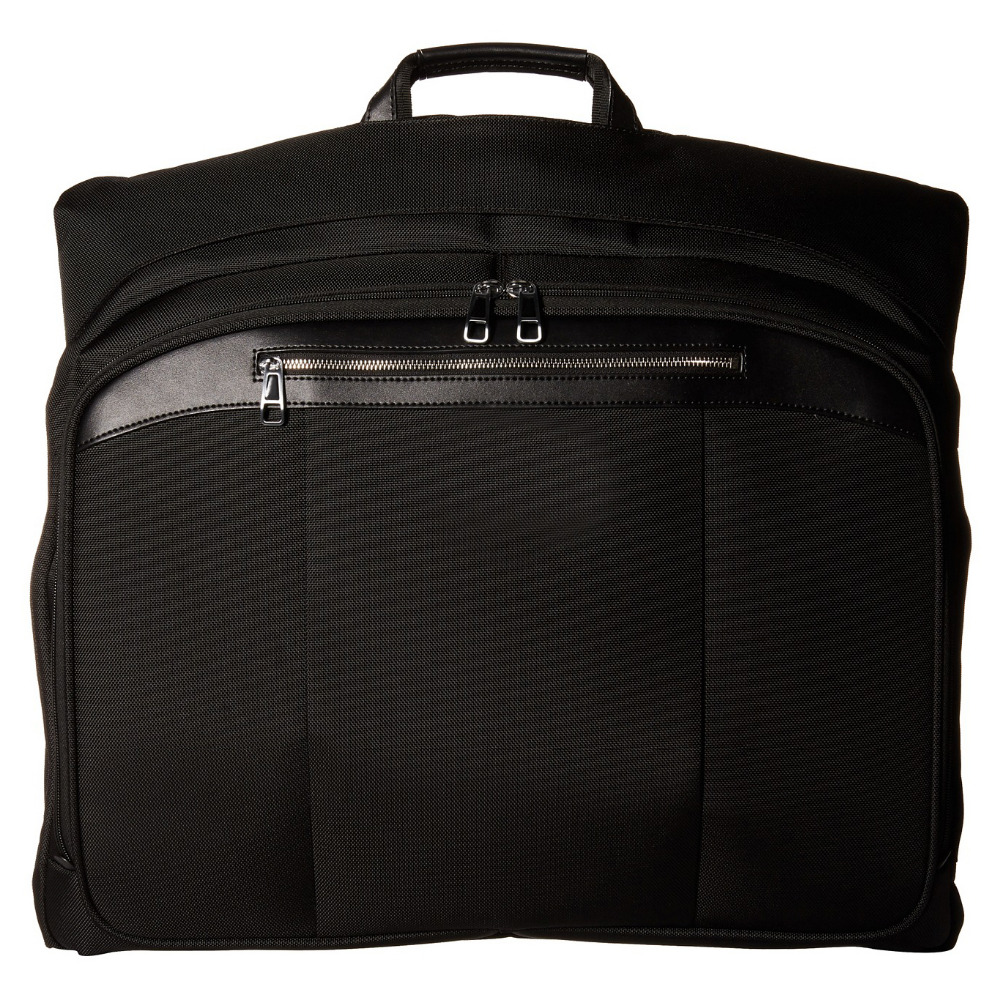 Made of high density ballistic nylon fabric travel suit cover case garment bag