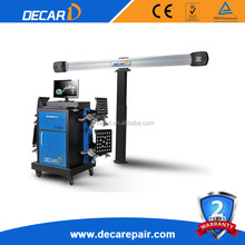 Precise manual 3D wheel alignment DK-V3DII with CE certification