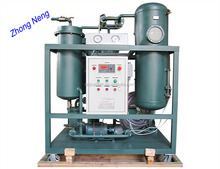 Turbine oil purifier/Lubricant Oil filtering / Hydraulic oil Purification Systems