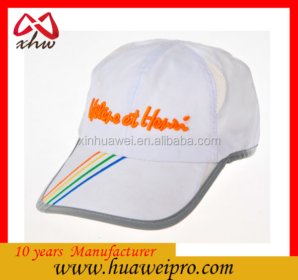 Dry fit sport cap Golf Fashion Baseball Hat in bulk