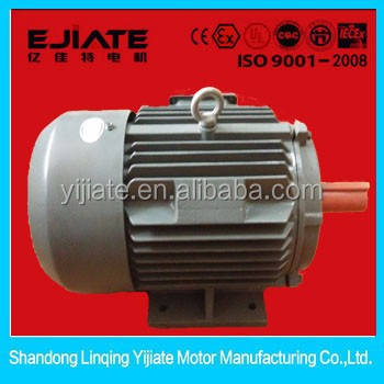 Y2 series 11kw ac electric motor with cast iron housing