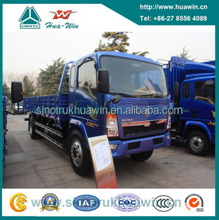 Sinotruk HOWO 4x2 6 Tires Mini Cargo Light Truck 2 Ton in China