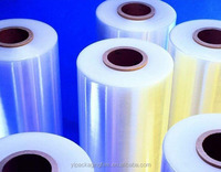 32Gauge(8 micron) Single Wound POF Heat Shrink Wrap Film