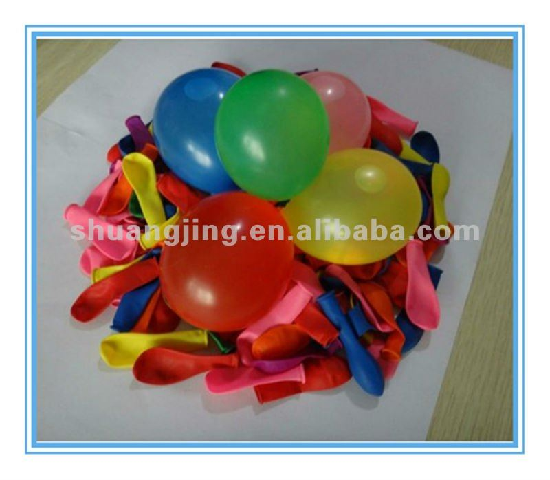 4 inch Latex Water BalloonS