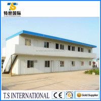 Prefabricated houses beautiful design high quality best price container house with bathroom luxury container house