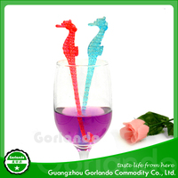 customized promotion plastic bar cocktail stirrer