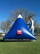 inflatable paintball bunker/inflatable bunker/bunker