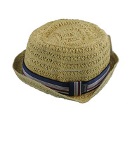 High Quality Natural wide brim farmers straw hats