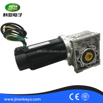 24V 400W servo motor with gear box unit