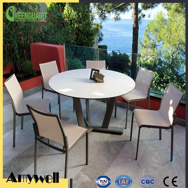 Amywell china manufacture formica hpl lift top coffee table