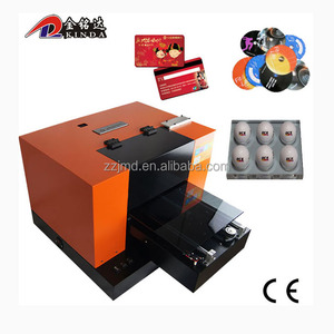 360 degree plastic bottle rotating cylinder digital inkjet printer
