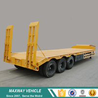 China Heavy Payload 16m 3 Axle