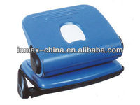 2 hole metal paper punch for office