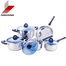 Professional technique stainless steel cookware