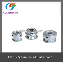 high quality GT2 timing pulley 15T/16T/17T/20T/36T 5mm/8mm bore 2GT timing belt 6mm width use for 3d printer