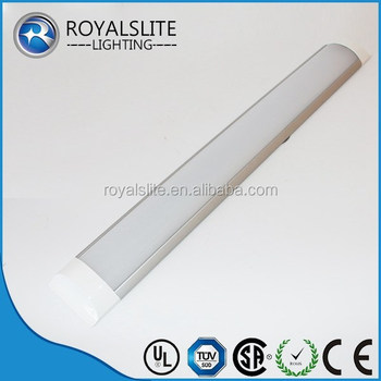 Patent wide 4 foot led tube light 36w