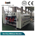 Automatic corrugated Cardboard box making machine/Printing slotting machine