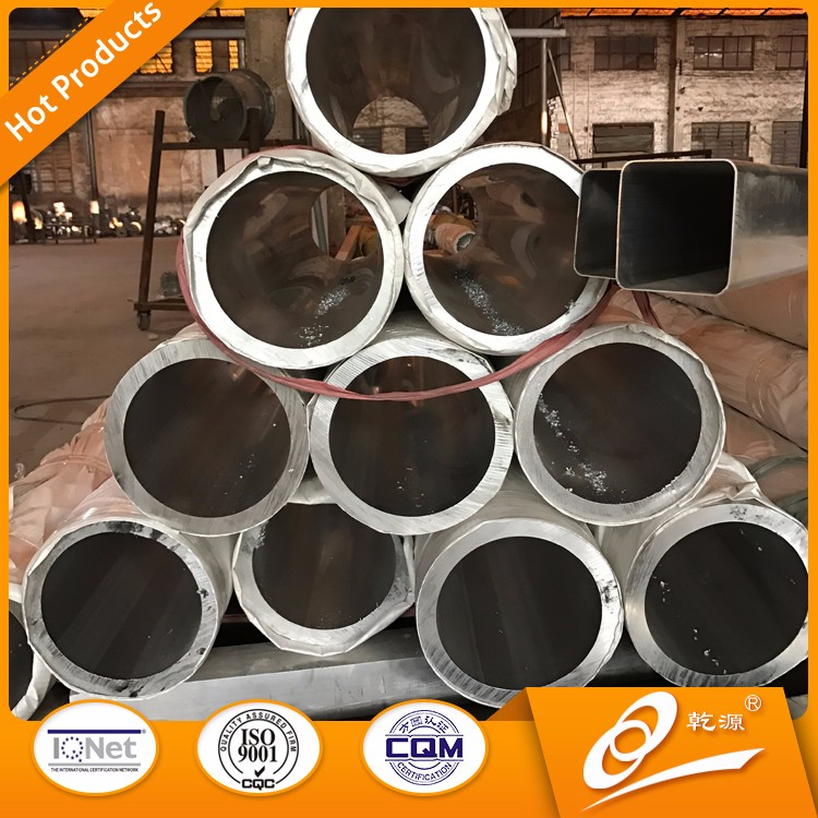 Good Conditioned Aluminium Alloy Pipe T6061/T4 Manufactured by Retailer at Wholesale Rate